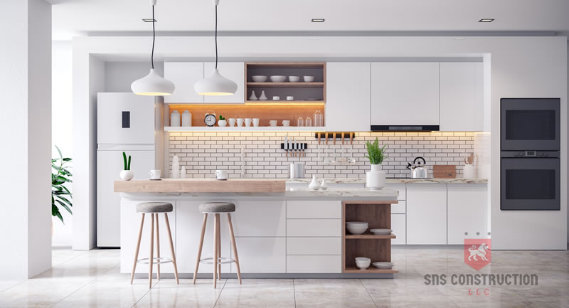 The Pros of Remodeling Your Kitchen