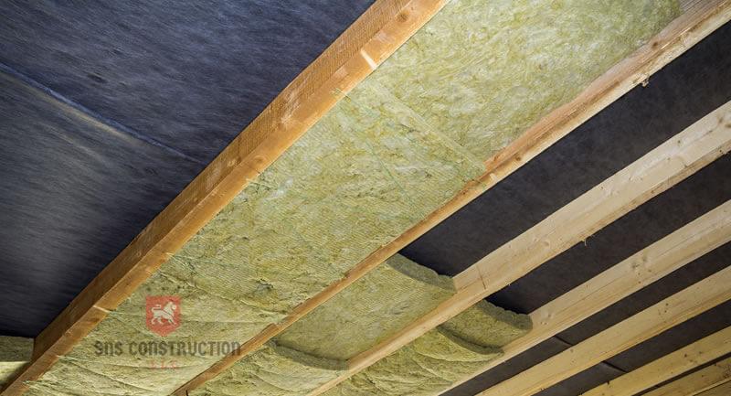 Insulating you garage