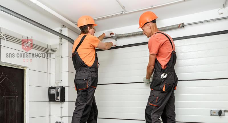 Safety A Garage Necessity
